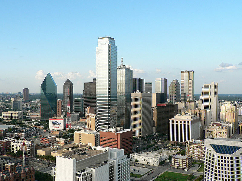 Dallas Skyline 3